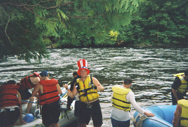 US Rafting of Maine